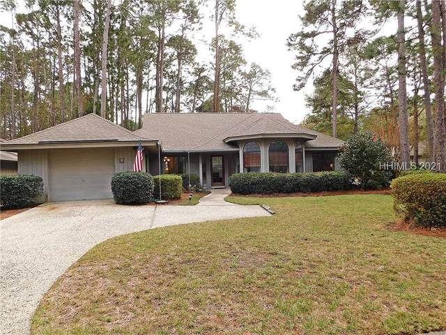1 Bobcat Lane, Hilton Head Island, SC 29926 (MLS #410856) :: The Coastal Living Team
