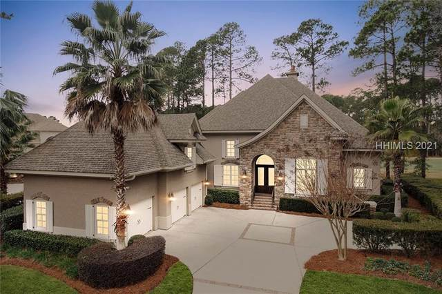 14 Arcadia Pl, Bluffton, SC 29909 (MLS #410865) :: The Coastal Living Team