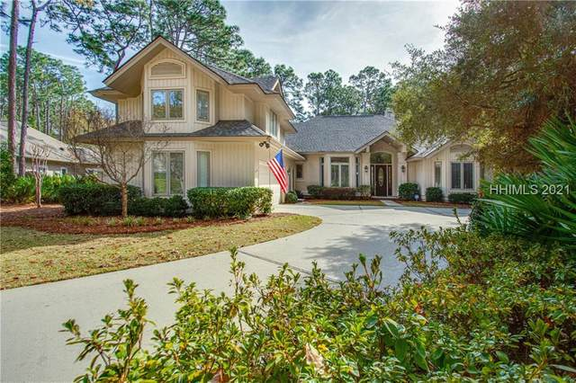 4 Tealwood Court, Hilton Head Island, SC 29926 (MLS #410883) :: The Coastal Living Team