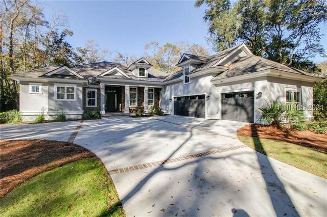 11 Mead Lane, Hilton Head Island, SC 29926 (MLS #410901) :: The Coastal Living Team