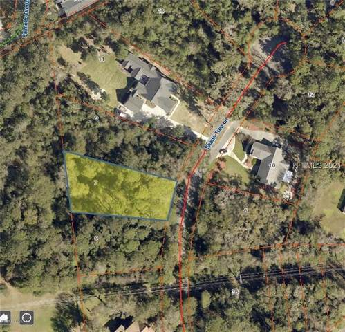 7 Shade Tree Lane, Beaufort, SC 29907 (MLS #410912) :: Southern Lifestyle Properties