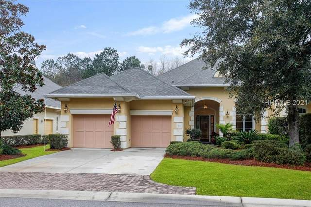 53 Hopsewee Drive, Bluffton, SC 29909 (MLS #410931) :: The Coastal Living Team