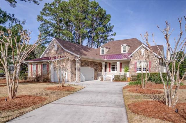 35 Hampstead Avenue, Bluffton, SC 29910 (MLS #410938) :: RE/MAX Island Realty