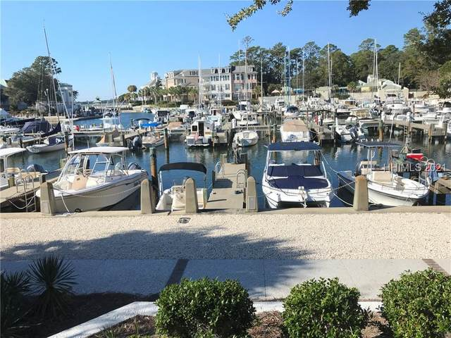 A-10 Windmill Harbour Marina, Hilton Head Island, SC 29926 (MLS #410944) :: The Coastal Living Team
