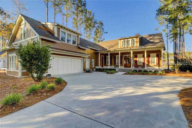 32 Fish Dancer Court, Bluffton, SC 29910 (MLS #410981) :: Coastal Realty Group