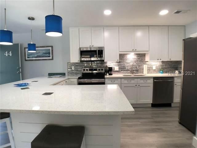 125 Cordillo Parkway #44, Hilton Head Island, SC 29928 (MLS #410995) :: Schembra Real Estate Group