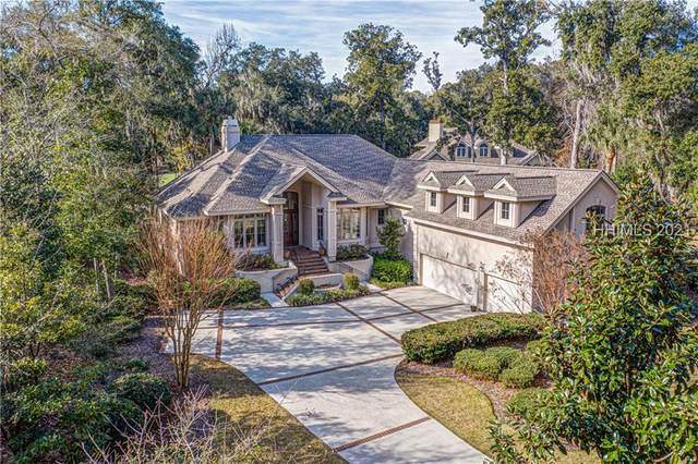5 Trimblestone Lane, Hilton Head Island, SC 29928 (MLS #410997) :: The Alliance Group Realty