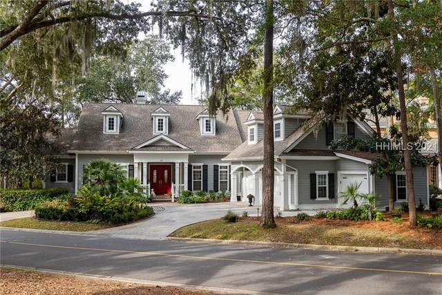 42 Harbour Passage, Hilton Head Island, SC 29926 (MLS #411023) :: The Coastal Living Team