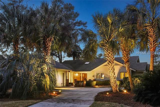 3 Niblick Court, Hilton Head Island, SC 29928 (MLS #411046) :: RE/MAX Island Realty