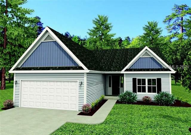 1582 Hearthstone Lake Drive, Hardeeville, SC 29927 (MLS #411077) :: The Coastal Living Team