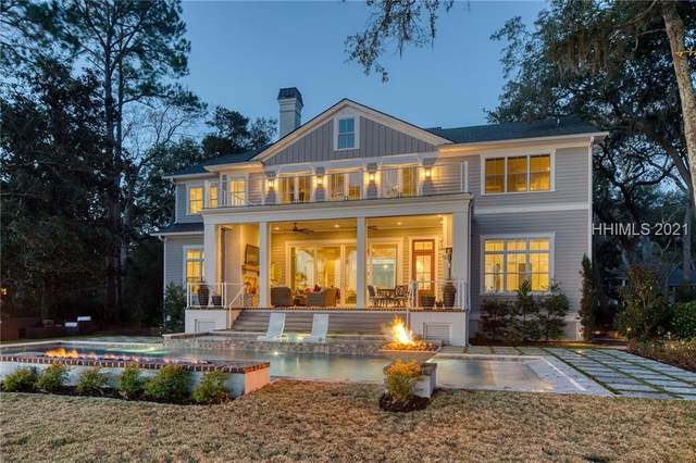 25 China Cockle Way, Hilton Head Island, SC 29926 (MLS #411083) :: The Coastal Living Team