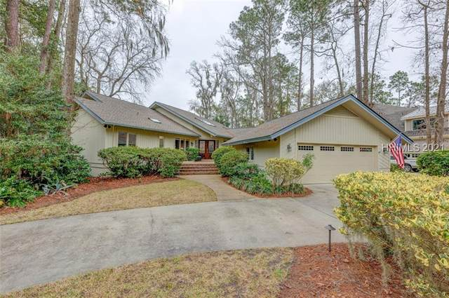 7 Strawberry Hill Road, Hilton Head Island, SC 29928 (MLS #411110) :: The Coastal Living Team