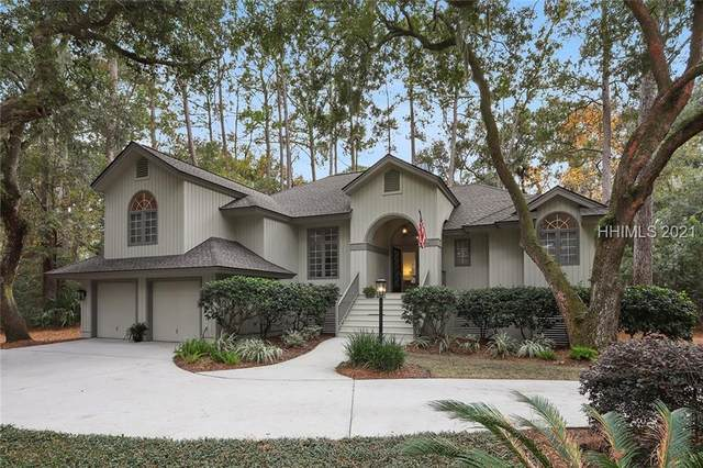 38 Planters Wood Drive, Hilton Head Island, SC 29928 (MLS #411121) :: Schembra Real Estate Group