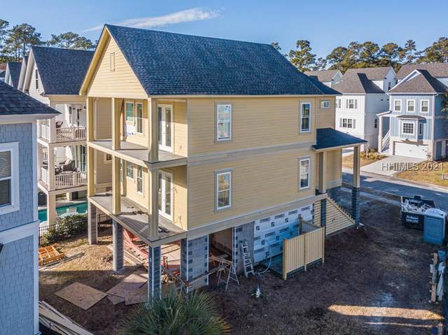 110 Sandcastle Court, Hilton Head Island, SC 29928 (MLS #411122) :: Southern Lifestyle Properties