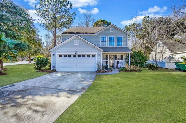 10 Old Bridge Drive, Bluffton, SC 29910 (MLS #411124) :: The Coastal Living Team