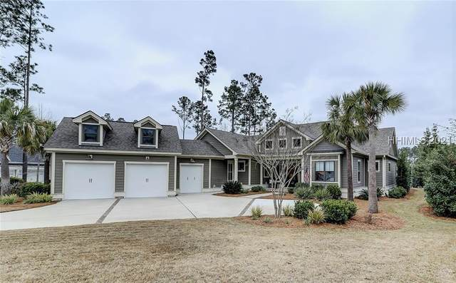 4 Fish Dancer Court, Bluffton, SC 29910 (MLS #411135) :: Southern Lifestyle Properties