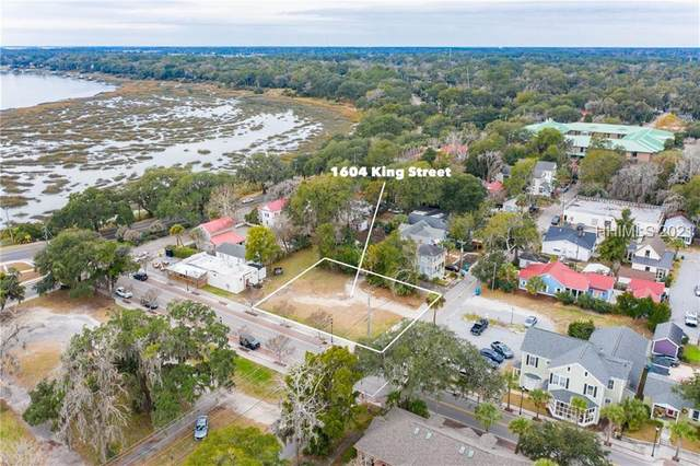 1604 King Street, Beaufort, SC 29902 (MLS #411138) :: Charter One Realty
