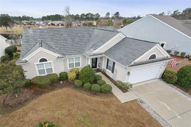 52 Murray Hill Drive, Bluffton, SC 29909 (MLS #411140) :: The Coastal Living Team