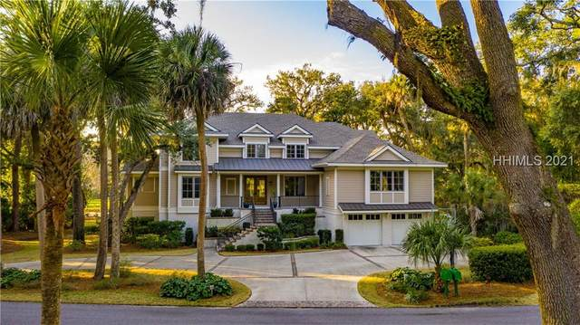 42 Woodbine Place, Hilton Head Island, SC 29928 (MLS #411145) :: RE/MAX Island Realty