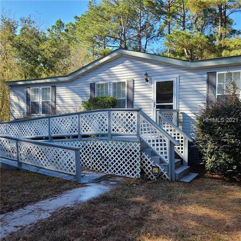 8 Mayberry Lane, Beaufort, SC 29907 (MLS #411158) :: Coastal Realty Group