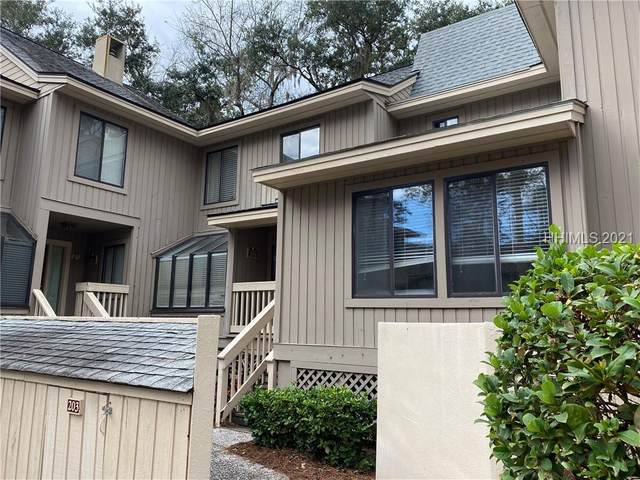 125 Shipyard Drive #203, Hilton Head Island, SC 29928 (MLS #411174) :: The Alliance Group Realty