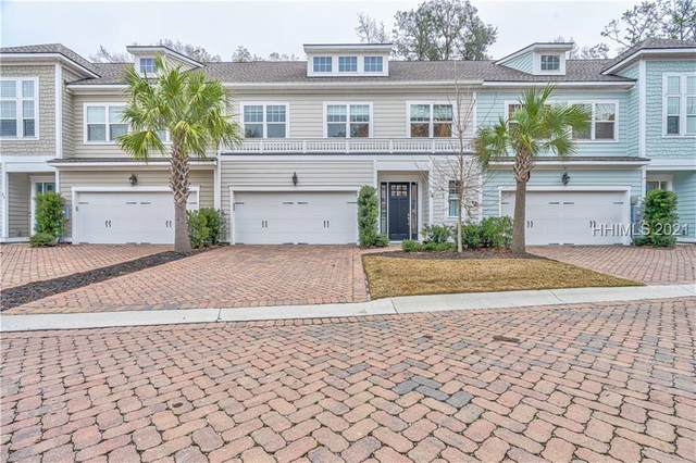 20 Creekstone Drive, Hilton Head Island, SC 29926 (MLS #411180) :: Schembra Real Estate Group