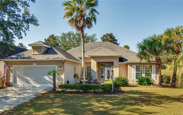 26 Pinckney Drive, Bluffton, SC 29909 (MLS #411184) :: Coastal Realty Group