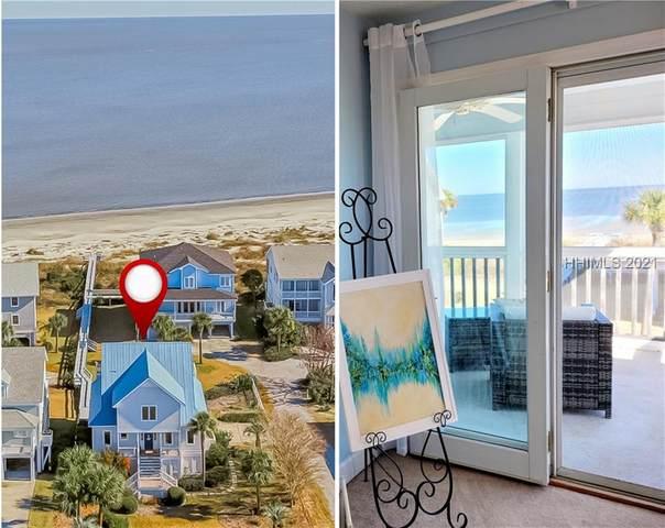 46 Harbor Drive N, Saint Helena Island, SC 29920 (MLS #411188) :: Schembra Real Estate Group