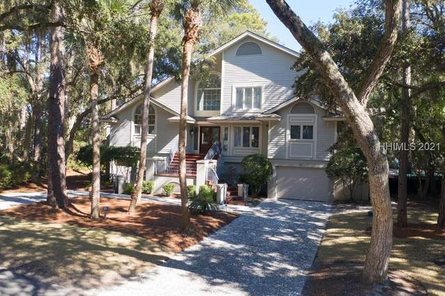 13 Red Cardinal Road, Hilton Head Island, SC 29928 (MLS #411189) :: The Alliance Group Realty
