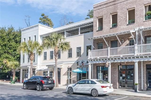 6 Promenade Street #1023, Bluffton, SC 29910 (MLS #411227) :: Beth Drake REALTOR®