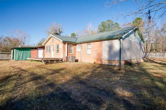 219 Captain Bill Road, Ridgeland, SC 29936 (MLS #411234) :: Schembra Real Estate Group