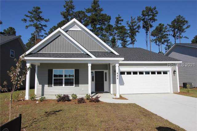 1882 Hearthstone Drive, Hardeeville, SC 29927 (MLS #411256) :: Schembra Real Estate Group