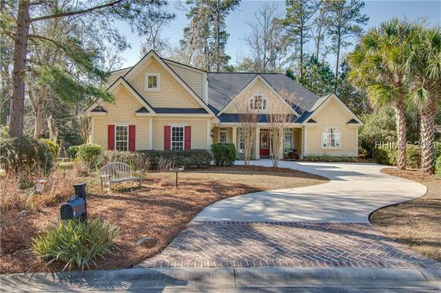 6 Heritage Bay Court, Bluffton, SC 29910 (MLS #411264) :: The Alliance Group Realty