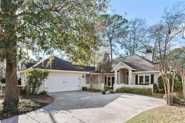 228 Club Gate, Bluffton, SC 29910 (MLS #411269) :: Southern Lifestyle Properties