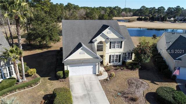 114 Crestview Lane, Bluffton, SC 29910 (MLS #411298) :: The Coastal Living Team