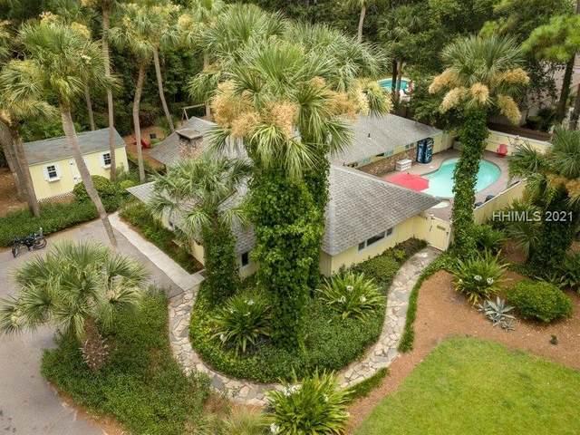 1 Mallard Road, Hilton Head Island, SC 29928 (MLS #411307) :: Beth Drake REALTOR®
