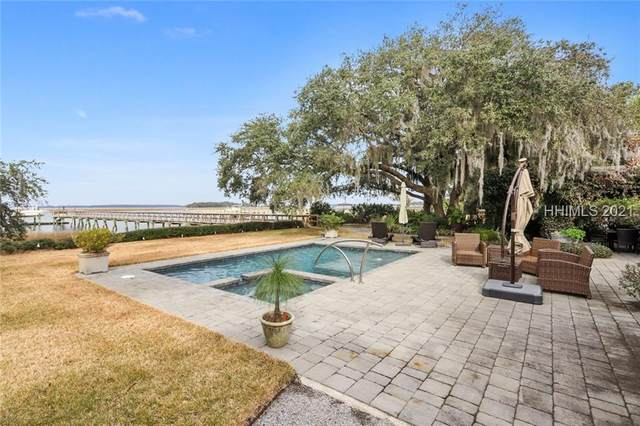 23 N Calibogue Cay Road, Hilton Head Island, SC 29928 (MLS #411338) :: The Alliance Group Realty