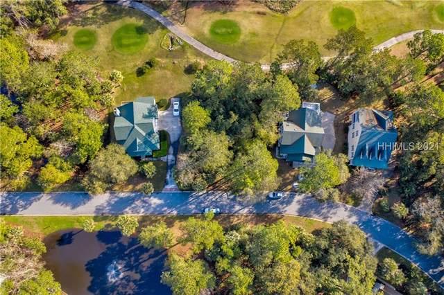 25 Bass Creek Lane, Bluffton, SC 29910 (MLS #411347) :: RE/MAX Island Realty