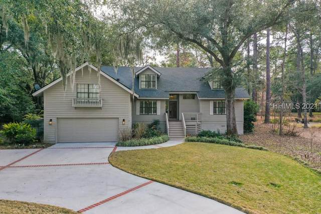 8 Tall Pines Road, Hilton Head Island, SC 29926 (MLS #411356) :: RE/MAX Island Realty