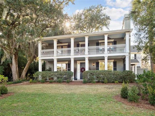 1 Crosstree Drive, Hilton Head Island, SC 29926 (MLS #411373) :: The Coastal Living Team