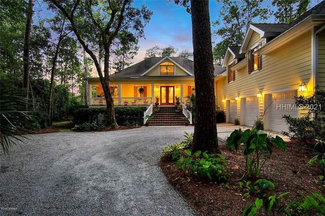 32 Spring Island Drive, Okatie, SC 29909 (MLS #411384) :: Schembra Real Estate Group