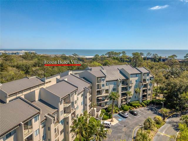 10 S Forest Beach Drive #425, Hilton Head Island, SC 29928 (MLS #411390) :: Coastal Realty Group