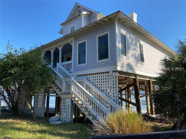 22 Driftwood Cottage Lane, Daufuskie Island, SC 29915 (MLS #411407) :: The Sheri Nixon Team