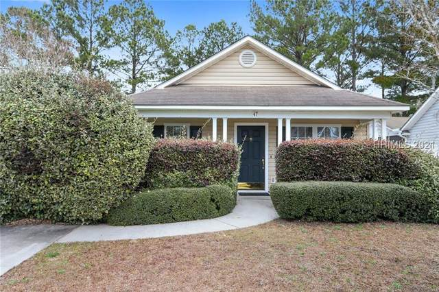 47 W Morningside Drive, Bluffton, SC 29910 (MLS #411436) :: Collins Group Realty