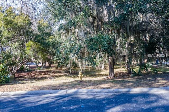 25 Carrington Point, Bluffton, SC 29910 (MLS #411437) :: Collins Group Realty