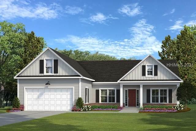 1489 Hearthstone Lake Drive, Ridgeland, SC 29936 (MLS #411450) :: Coastal Realty Group