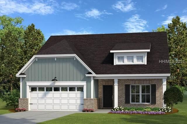 1453 Hearthstone Lake Drive, Ridgeland, SC 29936 (MLS #411452) :: Coastal Realty Group