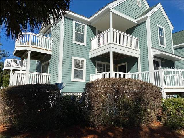28 Old South Court 28E, Bluffton, SC 29910 (MLS #411469) :: Schembra Real Estate Group