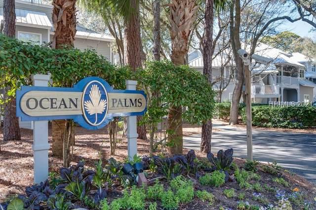 14 Wimbledon 302-3 Court 302-3, Hilton Head Island, SC 29928 (MLS #411477) :: The Coastal Living Team
