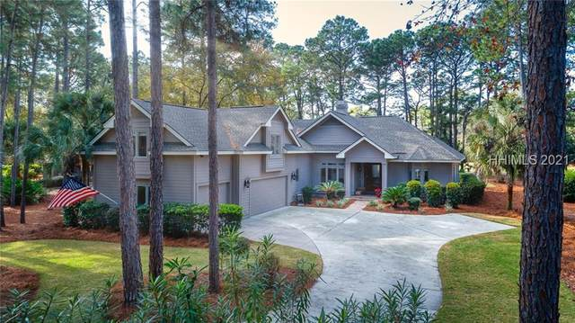 116 Headlands Drive, Hilton Head Island, SC 29926 (MLS #411513) :: Coastal Realty Group